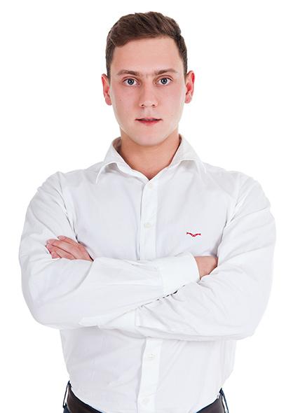 Илья Филиппов Тренер по танцевальному спорту