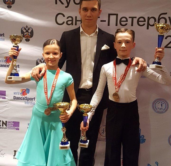 Кубок Санкт-Петербурга 2019