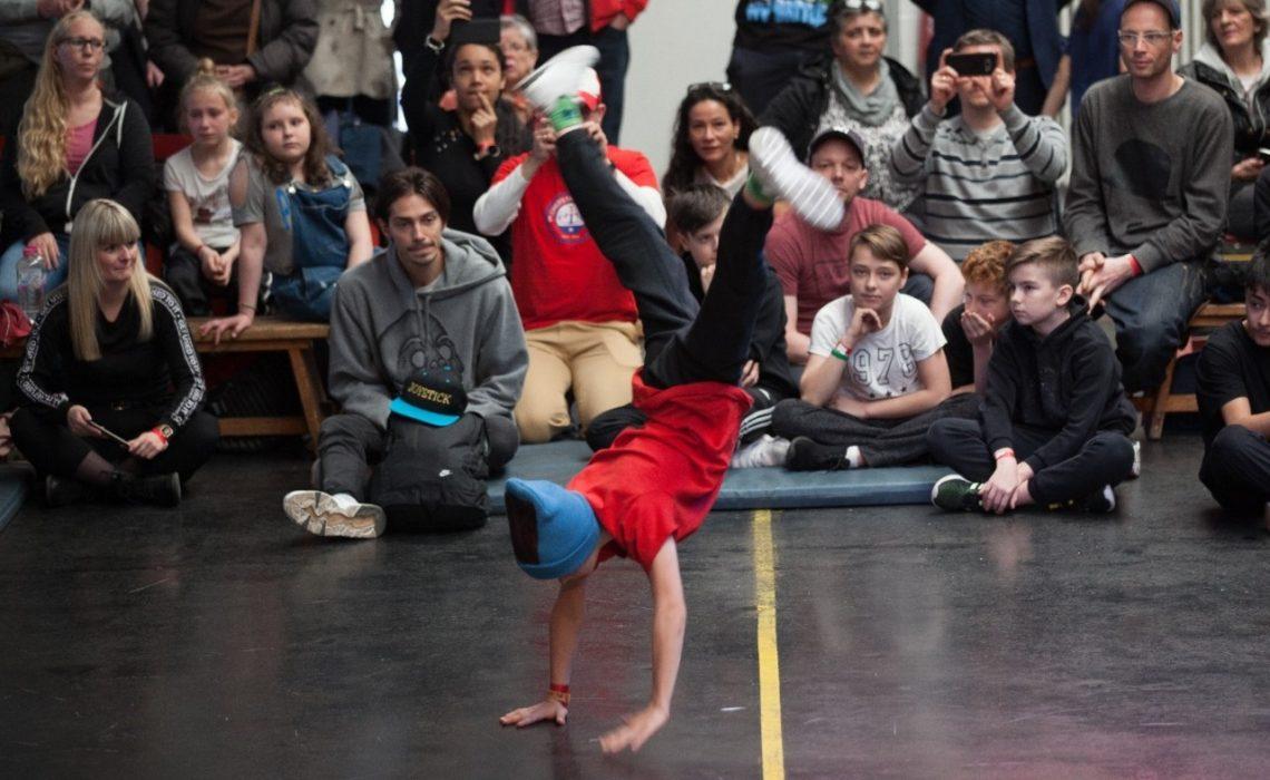 Соревнования по Break Dance г. Берлин