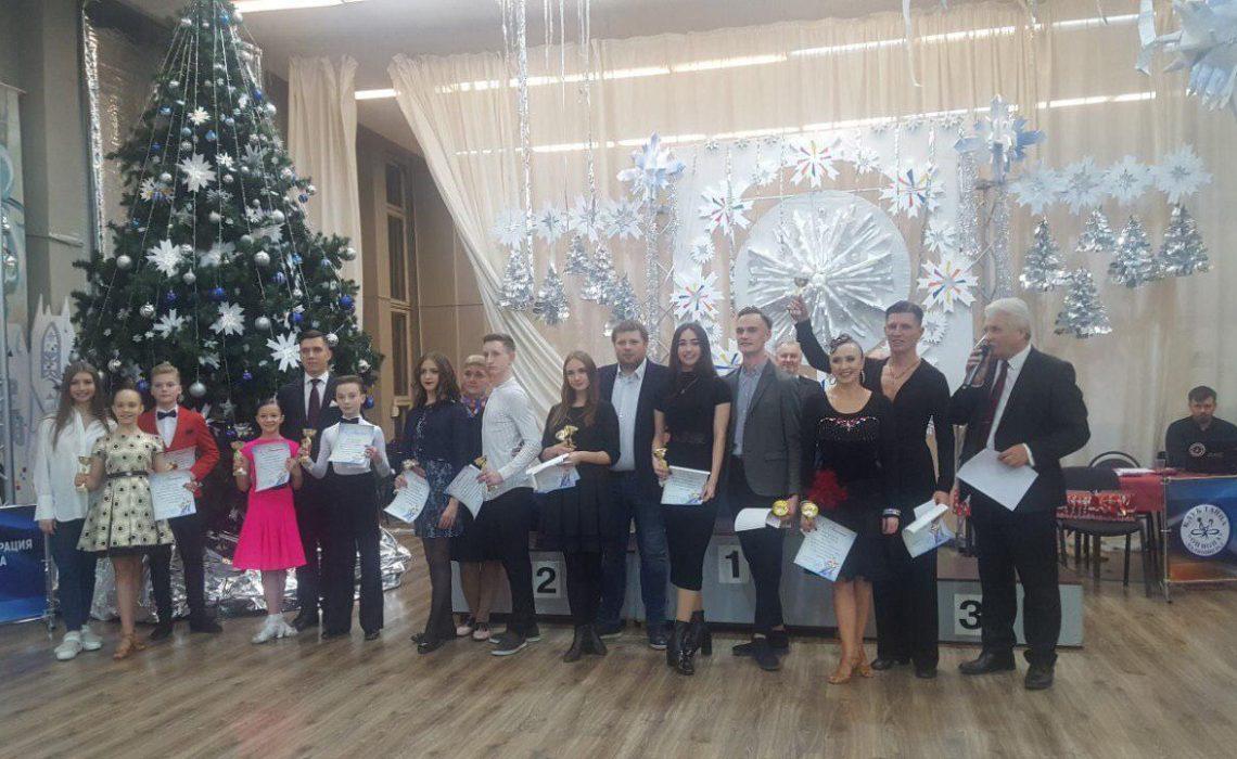 Зимний Бал 2019 г. Калининград