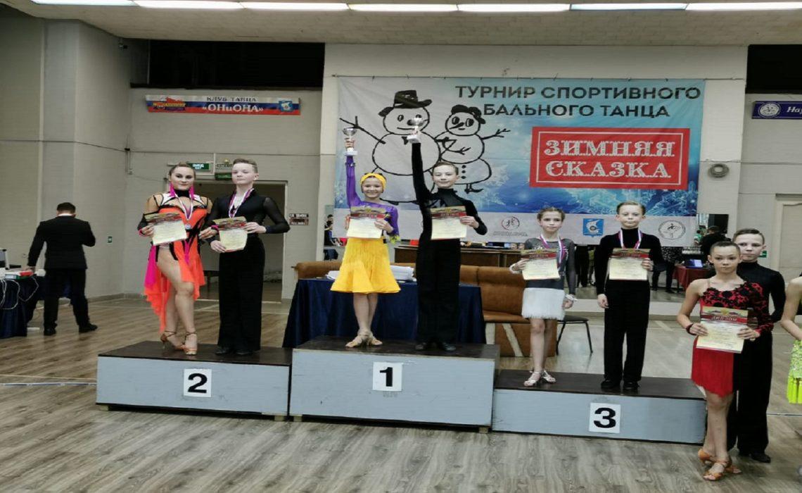 Зимняя сказка 2020 г. Калининград